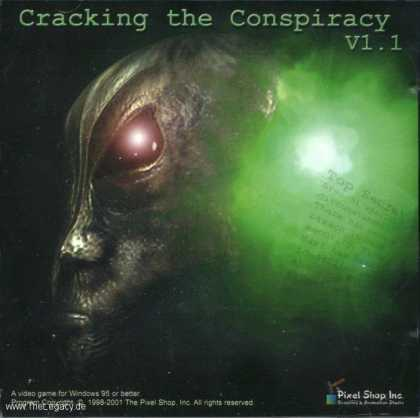 Misc. Games - Cracking the Conspiracy