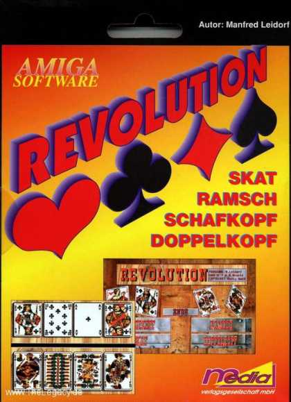 Misc. Games - Revolution