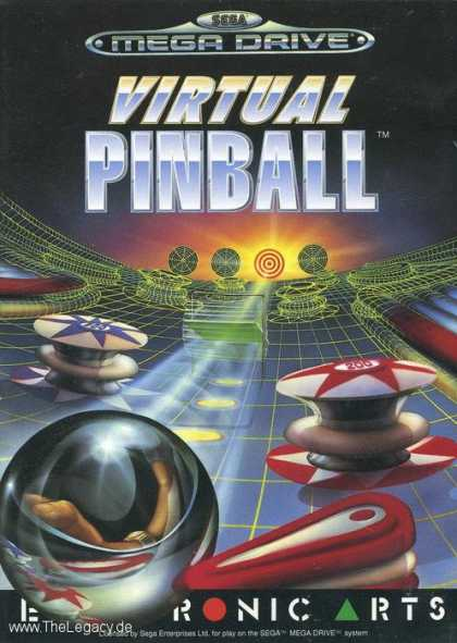 Misc. Games - Virtual Pinball
