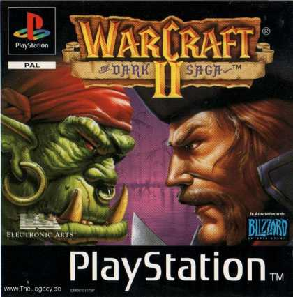Misc. Games - Warcraft II: The Dark Saga