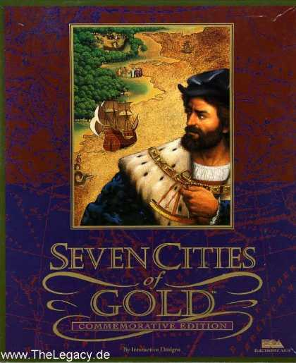 Misc. Games - Seven Cities of Gold: Commemorative Edition