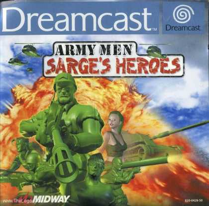Misc. Games - Army Men: Sarge's Heroes