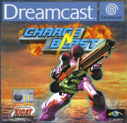 Misc. Games - Charge'n Blast