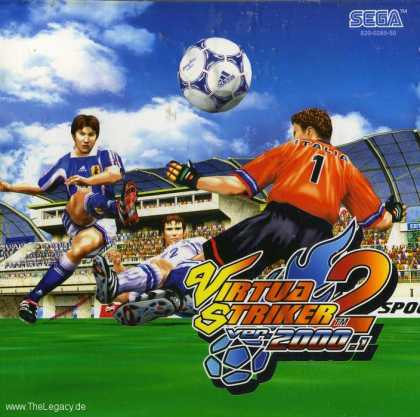 Misc. Games - Virtua Striker 2 ver.2000.1