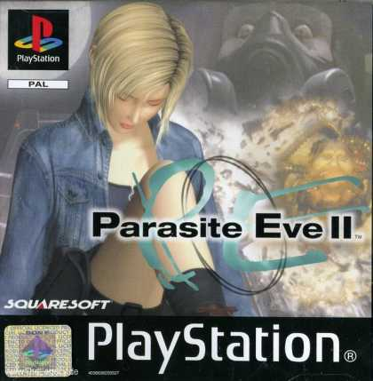 Misc. Games - Parasite Eve II