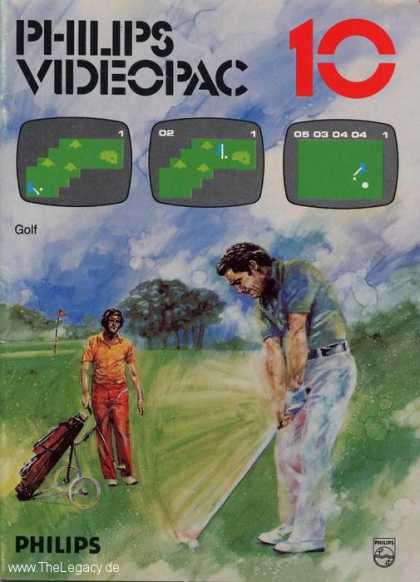 Misc. Games - Golf
