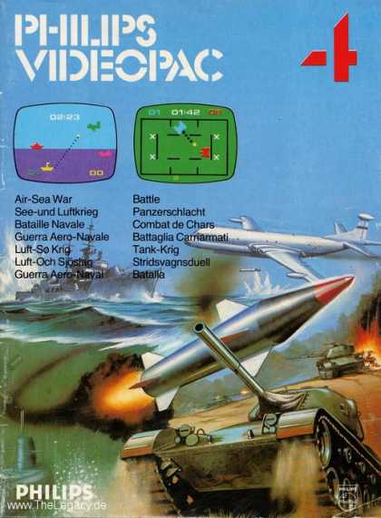 Misc. Games - Air-Sea War / Battle