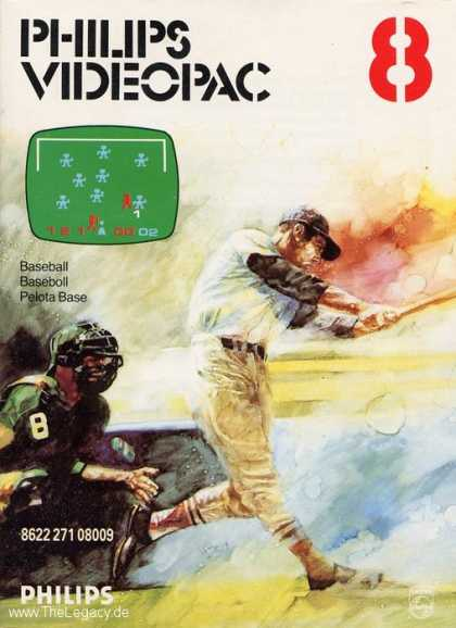 Misc. Games - Baseball