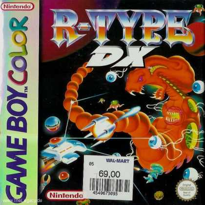 Misc. Games - R-Type DX