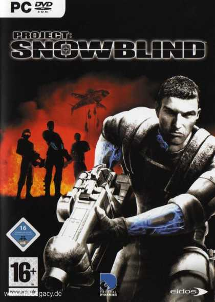 Misc. Games - Project: Snowblind