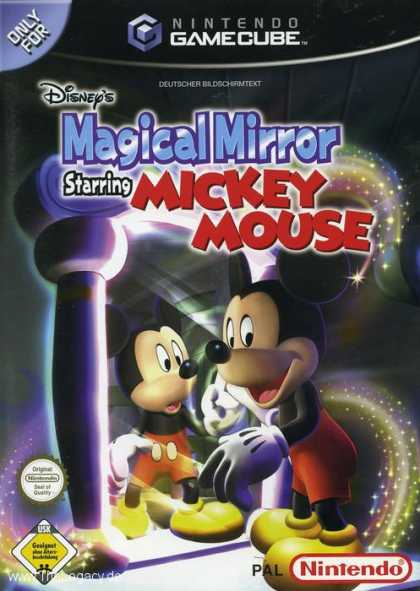 Misc. Games - Disney's Magical Mirror starring Mickey Mouse