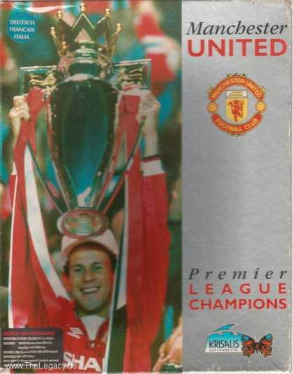 Misc. Games - Manchester United: Premier League Champions