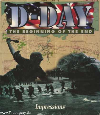 Misc. Games - D-Day: The Beginning of the End