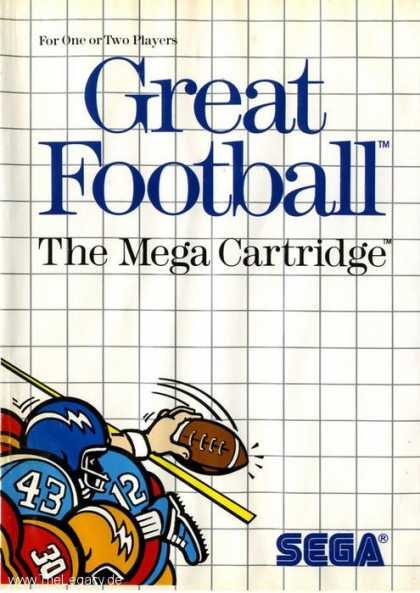 Misc. Games - Great Football