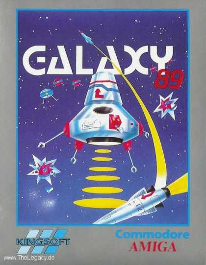 Misc. Games - Galaxy '89