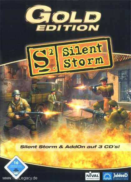 Misc. Games - Silent Storm - Gold Edition
