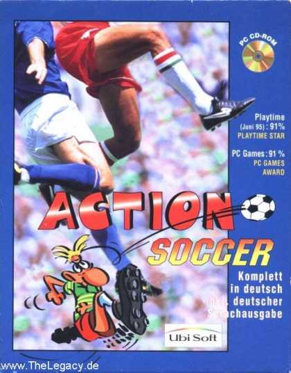 Misc. Games - Action Soccer
