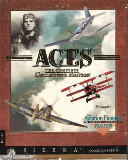 Misc. Games - Aces - Collector's Edition