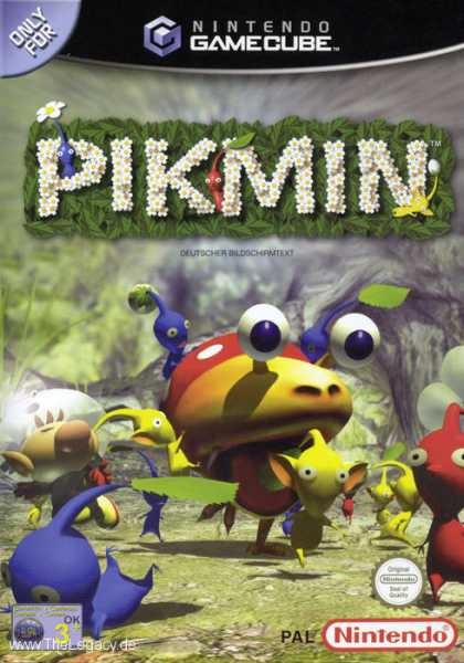 Misc. Games - Pikmin