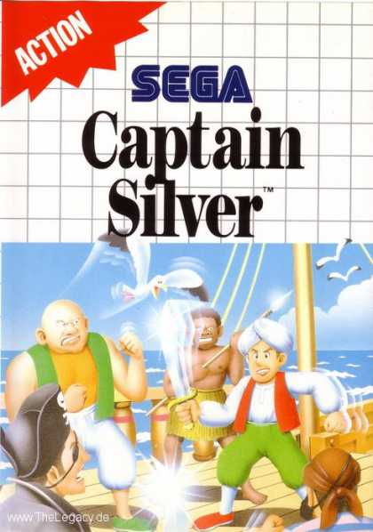 Misc. Games - Captain Silver