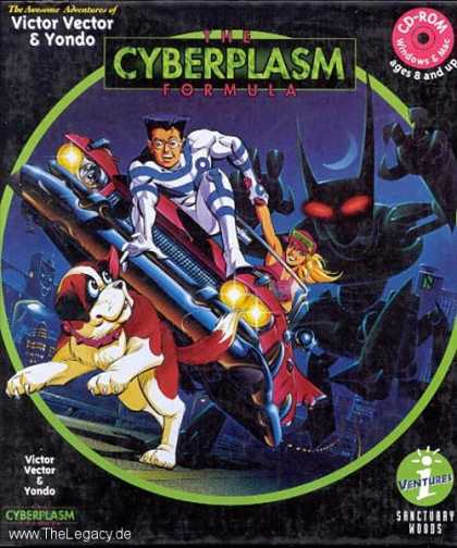 Misc. Games - Victor Vector & Yondo: The Cyberplasm Formula