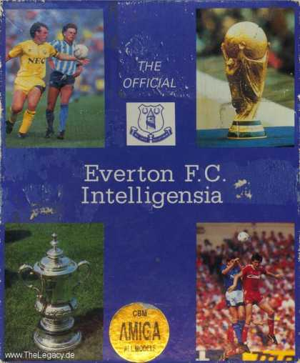 Misc. Games - The Official Everton F.C. Intelligensia