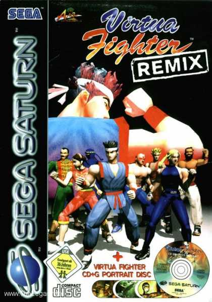 Misc. Games - Virtua Fighter PC