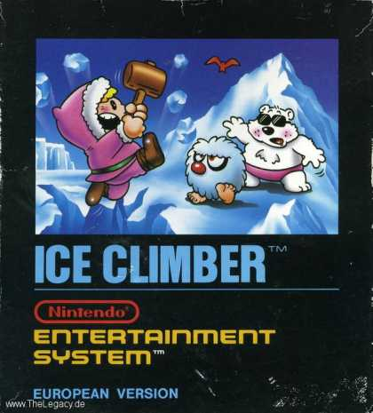 Misc. Games - Ice Climber