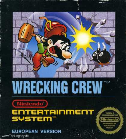 Misc. Games - Wrecking Crew