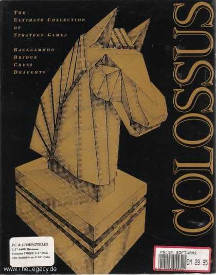 Misc. Games - Colossus: The Ultimate Collection of Strategy Games