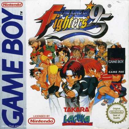 Misc. Games - King of Fighters '95, The