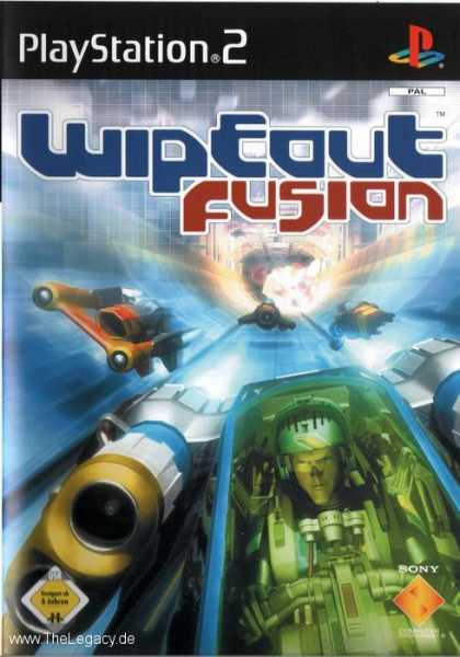 Misc. Games - Wipeout Fusion