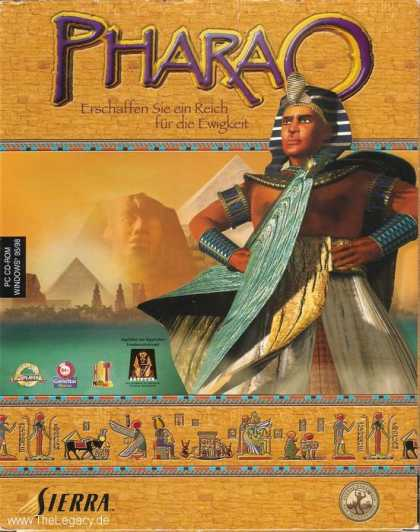 Misc. Games - Pharao