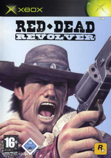 Misc. Games - Red Dead Revolver