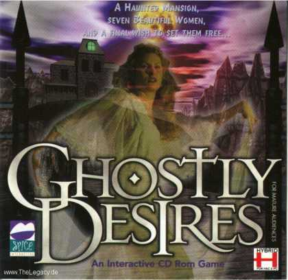 Misc. Games - Ghostly Desires