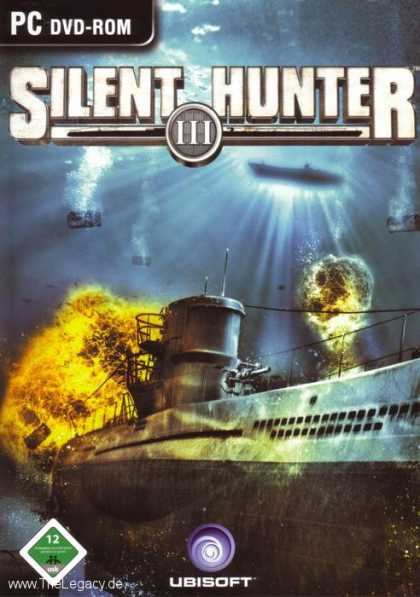 Misc. Games - Silent Hunter III