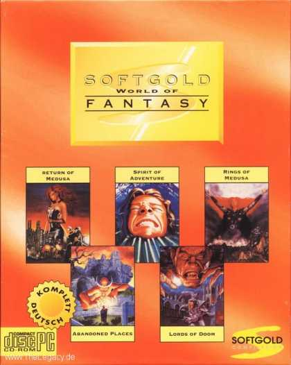 Misc. Games - World Of Fantasy