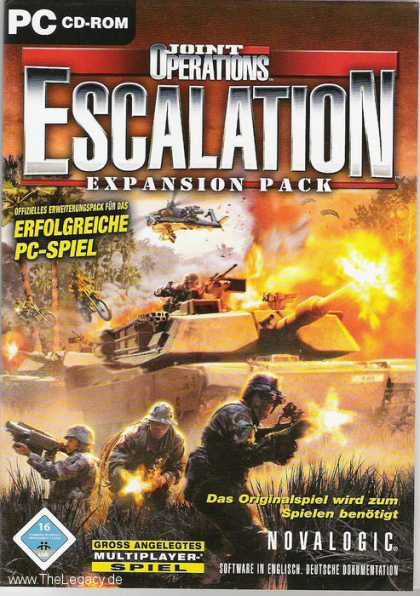 Misc. Games - Joint Operations: Escalation