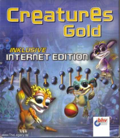 Misc. Games - Creatures Gold