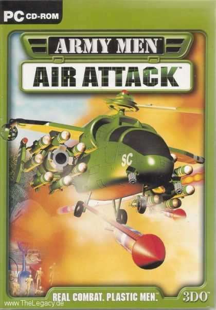 Misc. Games - Army Men: Air Attack