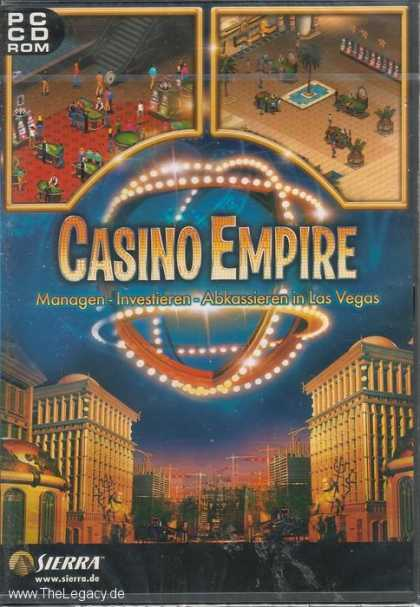 Misc. Games - Casino Empire