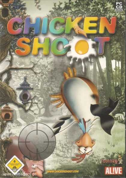 Misc. Games - Chicken Shoot