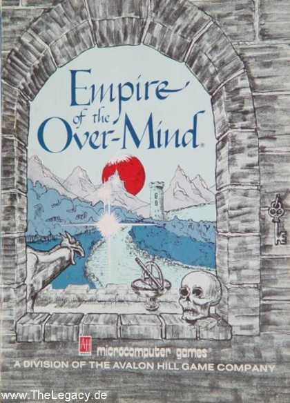 Misc. Games - Empire of the Over-Mind