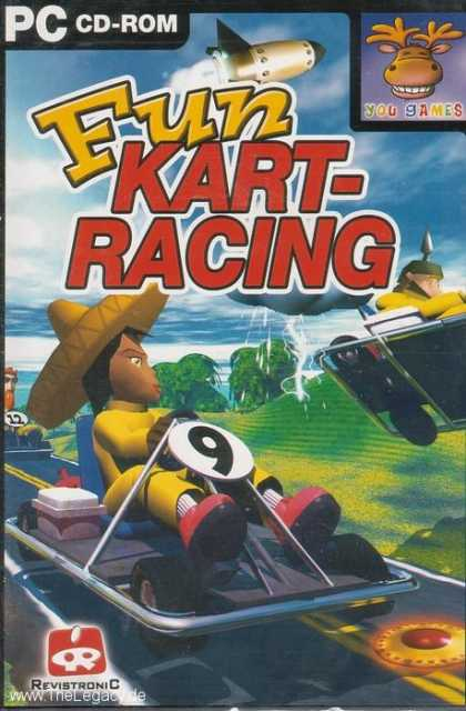 Misc. Games - Fun Kart-Racing
