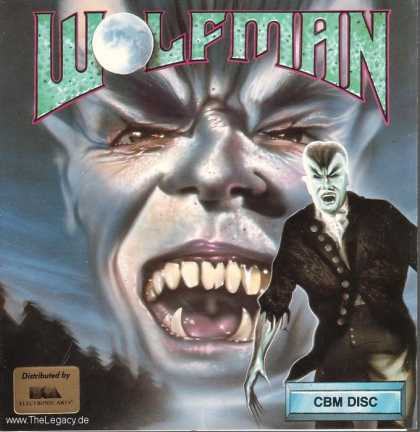 Misc. Games - Wolfman