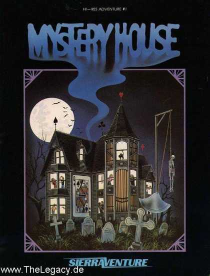 Misc. Games - Mystery House