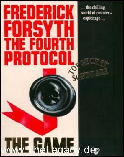 Misc. Games - Fourth Protocol, The, Frederick Forsyth