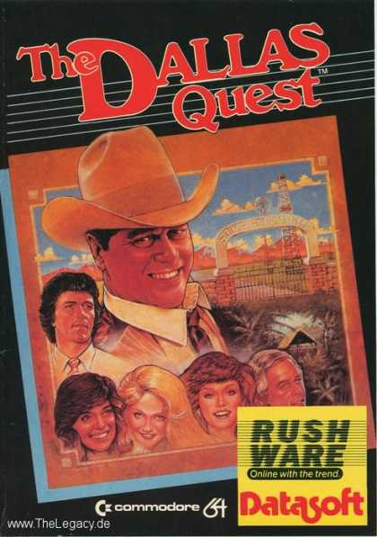 Misc. Games - Dallas Quest, The