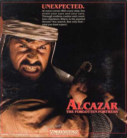 Misc. Games - Alcazar: The Forgotten Fortress