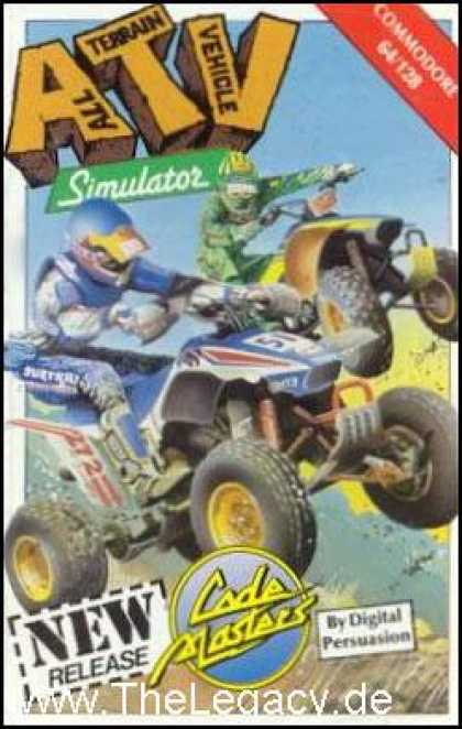 Misc. Games - All Terrain Vehicle Simulator